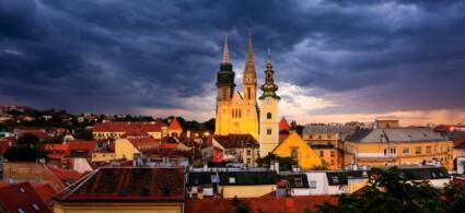 Croazia centrale e Slavonia